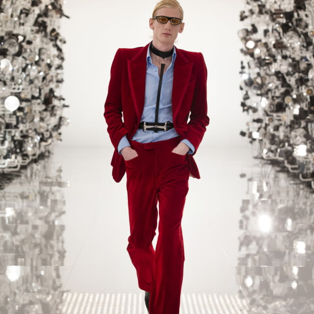 GUCCI'S UPCOMING FASHION SHOW IN LOS ANGELES: LOVE PARADE