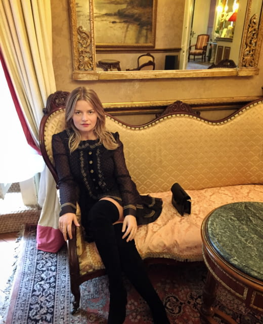 Talk with ...Sabina Socol