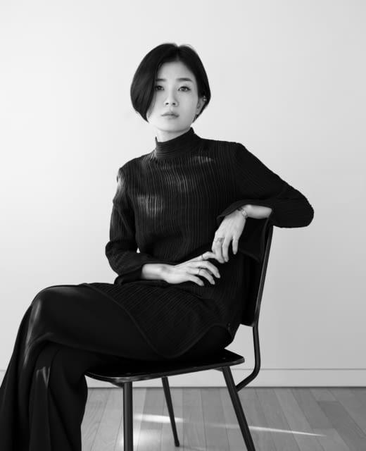 Talk with ...Mame Kurogouchi
