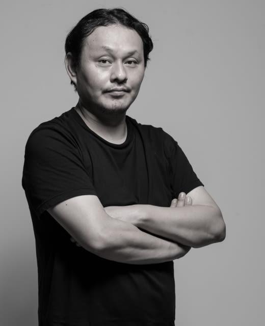 Talk with ...Hidenori Kumakiri